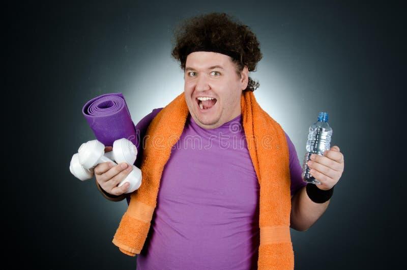 E Ciało opieka i zdrowy styl życia dieta mężczyzna zdjęcie royalty free