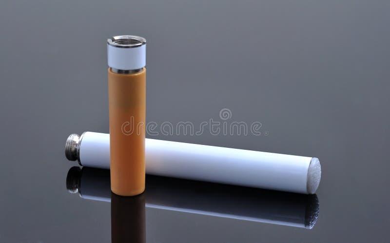 E-cigarrillo imagen de archivo