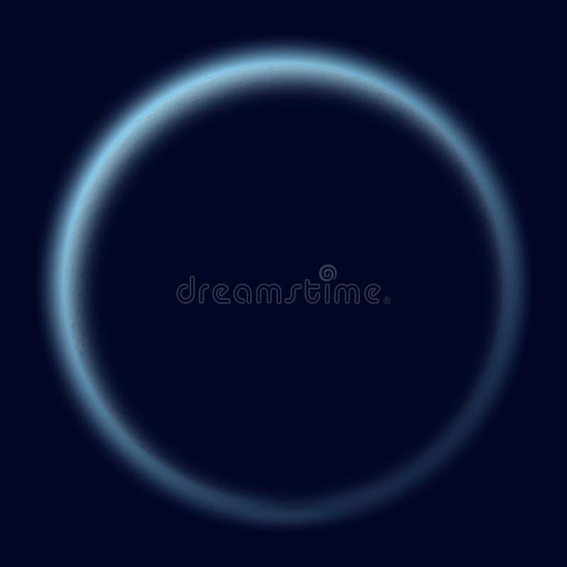 E-clips lunaires illustration de vecteur
