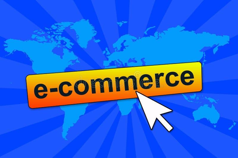 Download E-commerce stock illustration. Illustration of money - 17568782