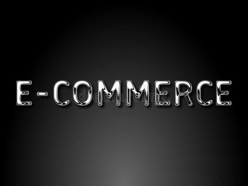 Download E-commerce stock illustration. Image of trade, internet - 19029220