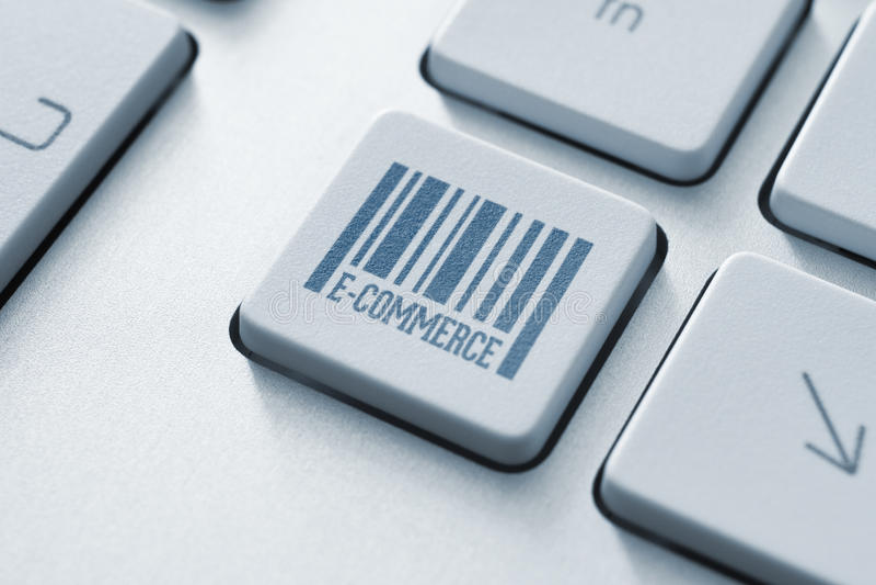 E-Commerce-Knopf