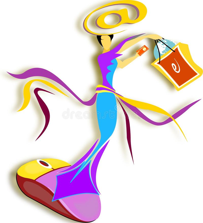 Free E-Commerce Pixie Stock Photography - 10152122
