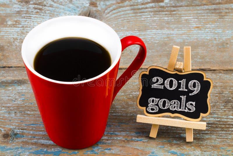 E Concept de résolutions de nouvelle année image libre de droits