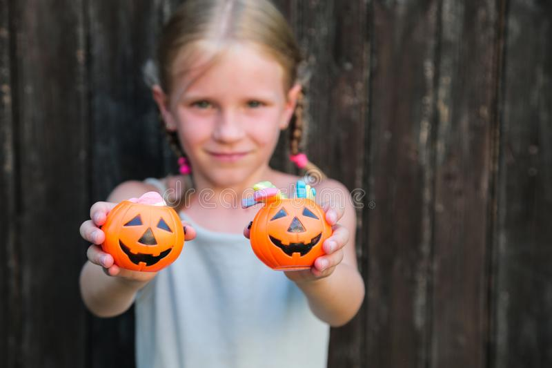 E Concetto di celebrazione di Halloween fotografia stock libera da diritti