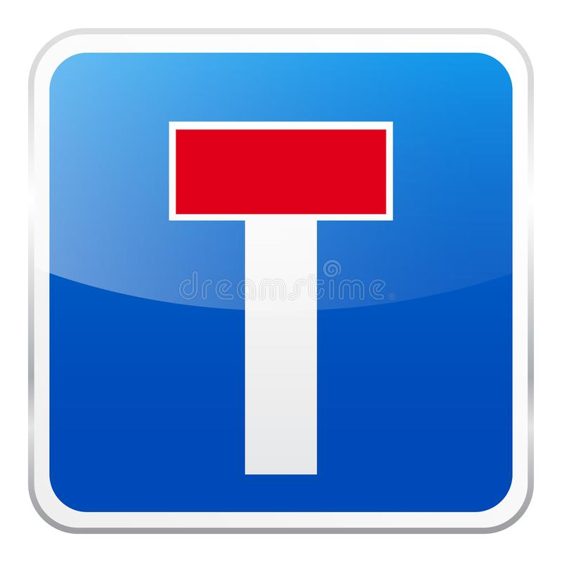 E Controle de tráfego rodoviário Uso da pista r rua ilustração do vetor