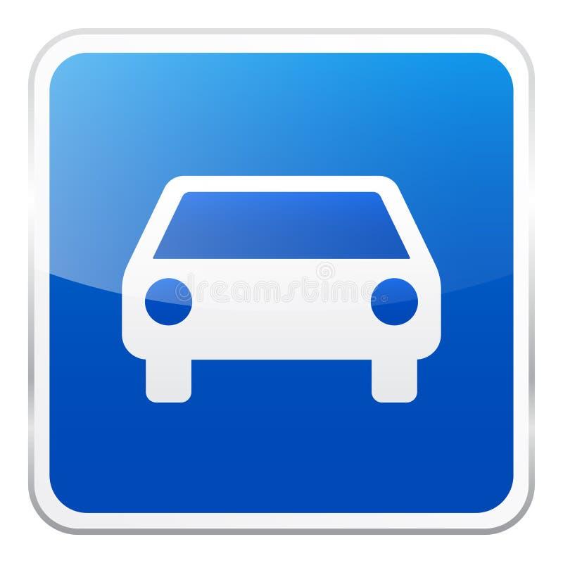 E Controle de tráfego rodoviário Uso da pista r rua ilustração stock