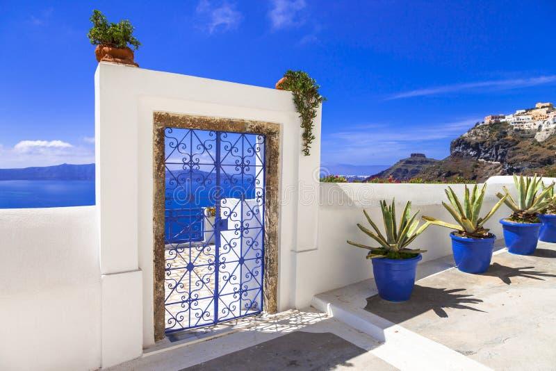 E Detalhes arquitectónicos Greece imagens de stock royalty free