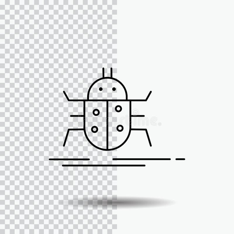 E Ejemplo negro del vector del icono libre illustration