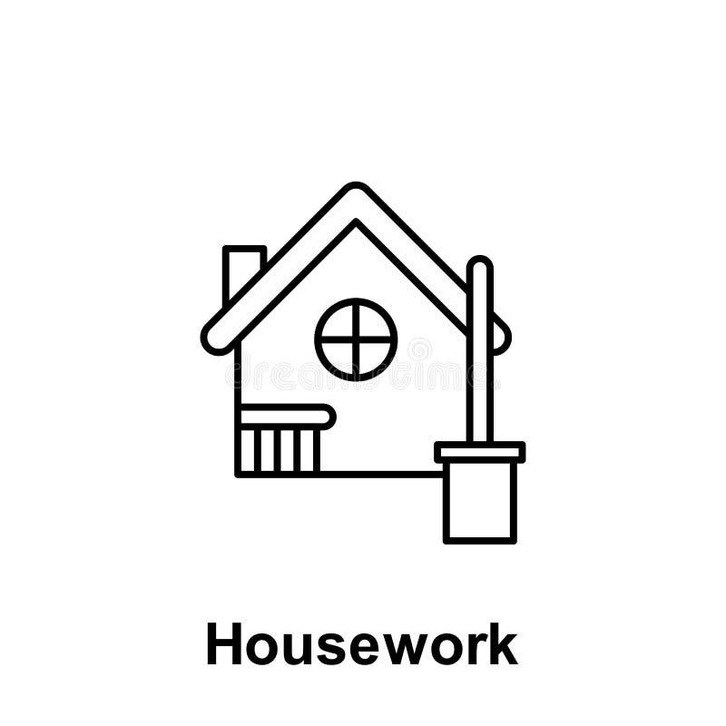 E Elemento do ícone da ilustração do Dia do Trabalhador Os sinais e os símbolos podem ser usados para a Web, logotipo, app móvel, ilustração stock