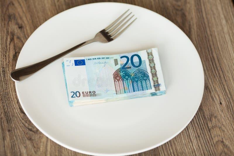 E Eurofoto Girigt korruptionbegrepp Mutaidé arkivbilder
