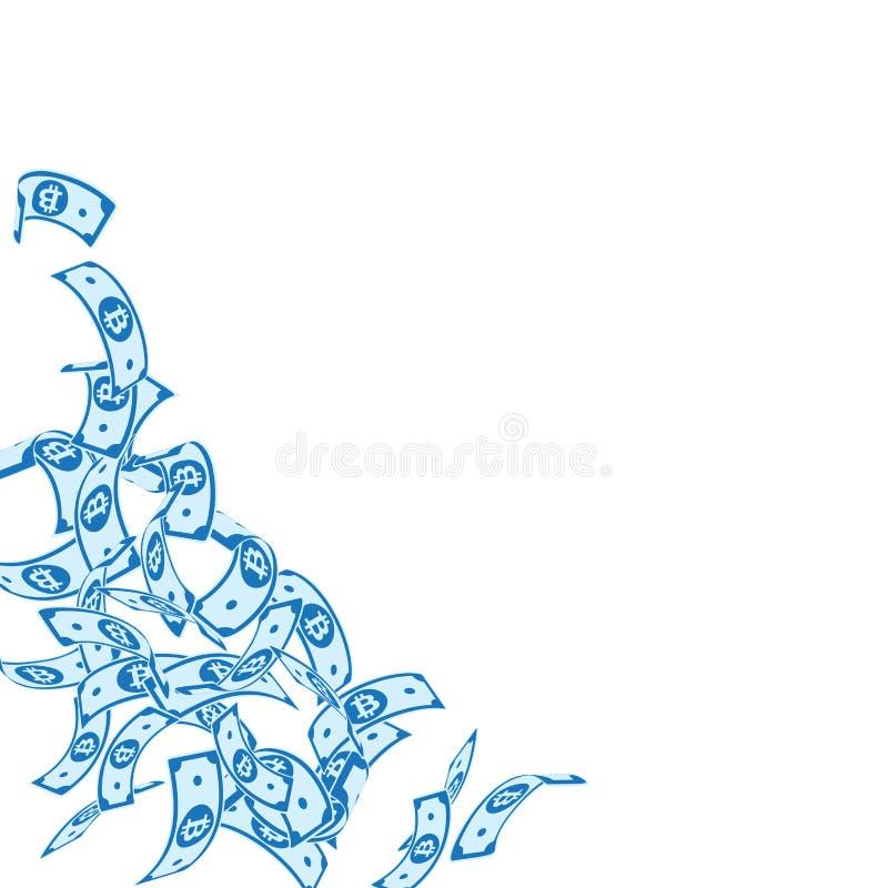 E floating διανυσματική απεικόνιση