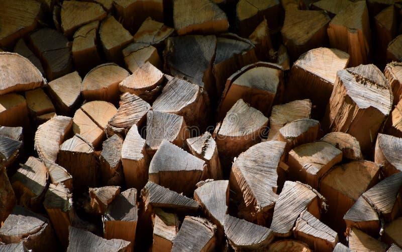 E Fond en bois illustration libre de droits