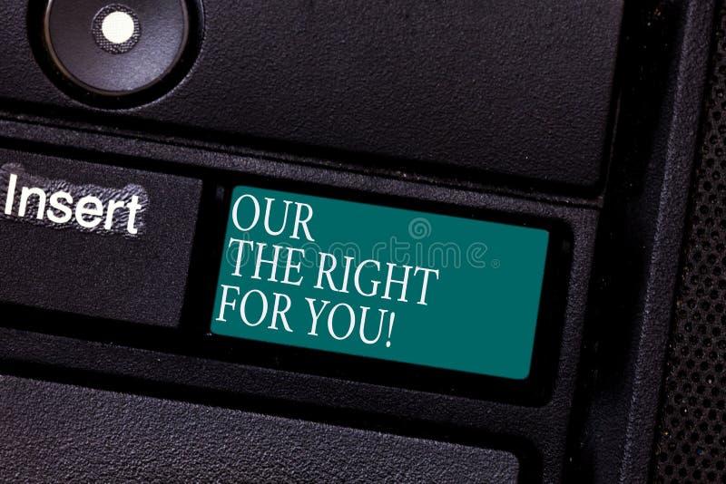 E Foto concettuale che offre chiave di tastiera professionale di sostegno di assistenza del cliente immagine stock