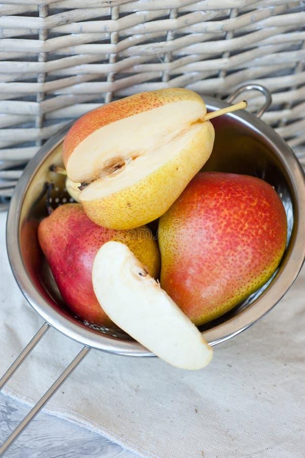 E Fruit frais image stock