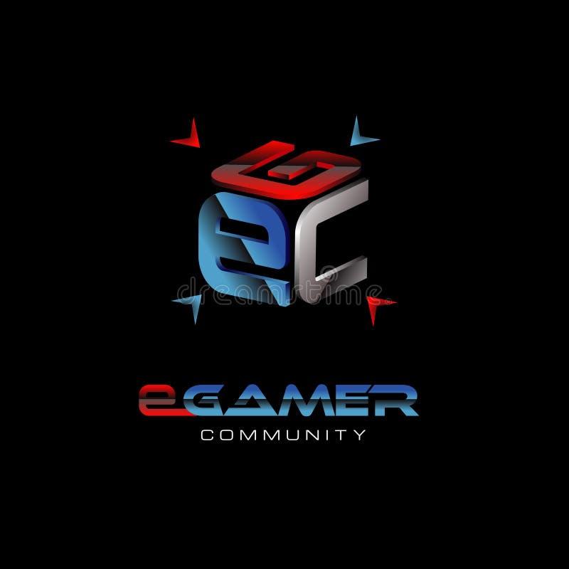 Gamer Logo Stock Illustrations 4 021 Gamer Logo Stock