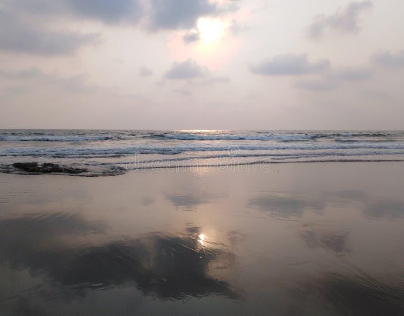 E Goa, Indien stockfotografie