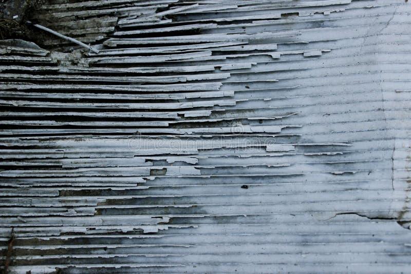 E gr? paper textur gammal texturv?gg f?r bakgrund r arkivbilder