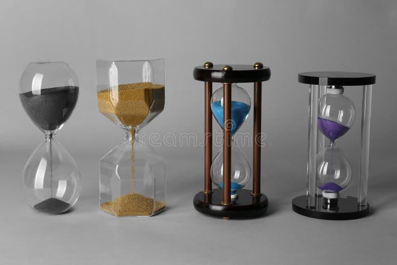 E Het Concept van het tijdbeheer stock afbeeldingen