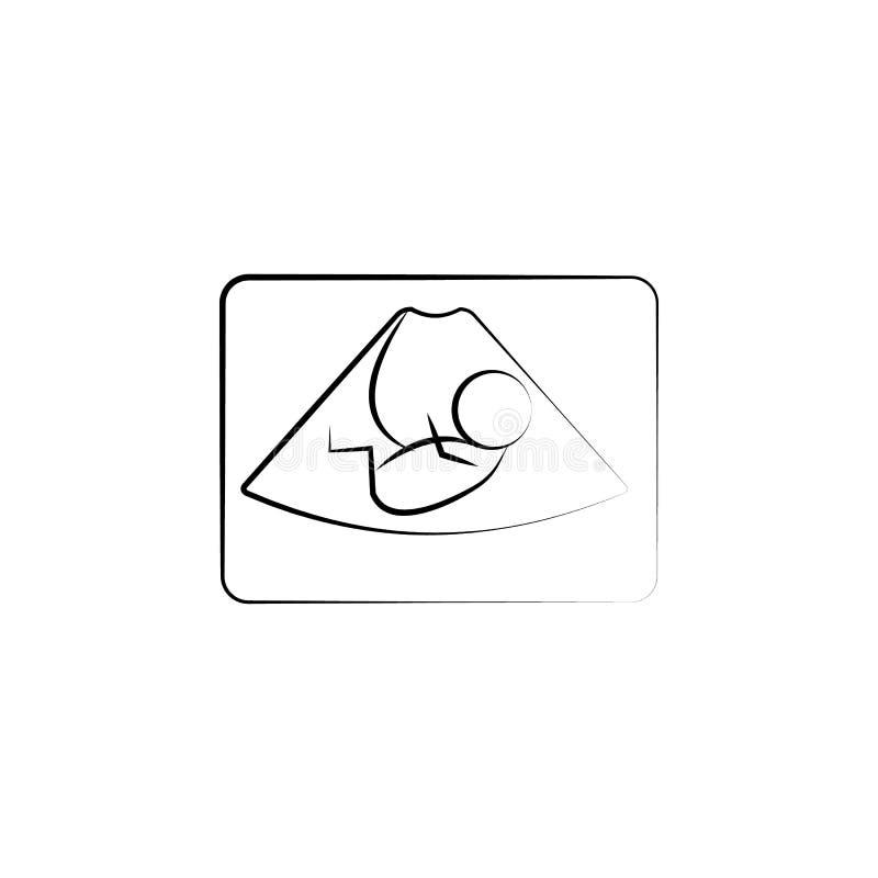 E Ilustração simples do elemento r Podem ser nós ilustração do vetor