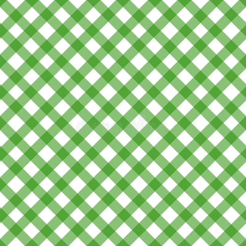 E Irländare- eller St Patrick tema Diamantformer med streckade linjer Enkel plan vektor vektor illustrationer