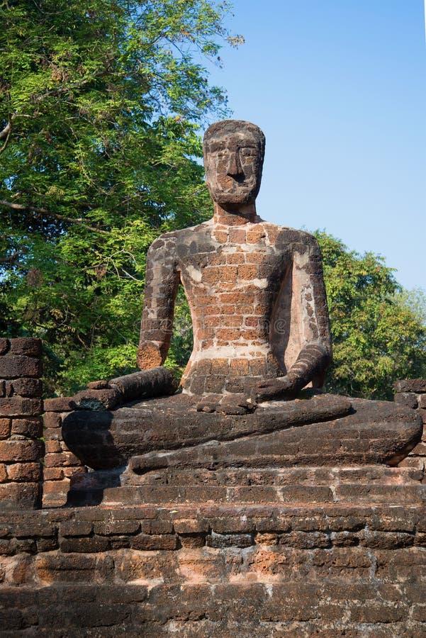 E Kamphaeng Phet, Thailand royaltyfri bild