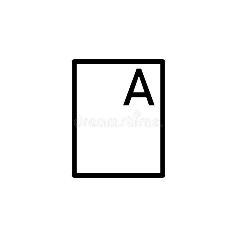 E Kann für Netz, Logo, mobiler App, UI, UX verwendet werden vektor abbildung