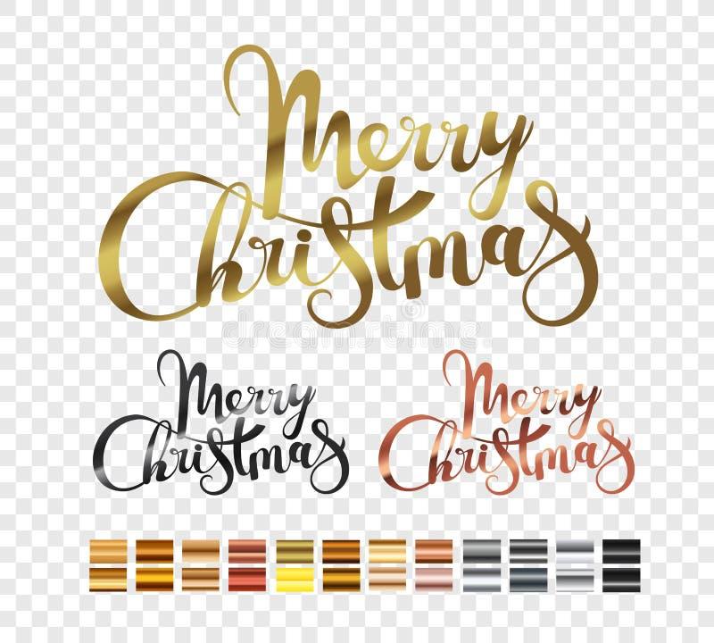 E Kerstmisvakantie vector illustratie