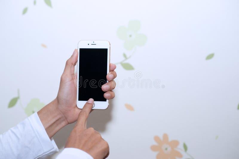 E Kommunikationsapparat royaltyfri foto
