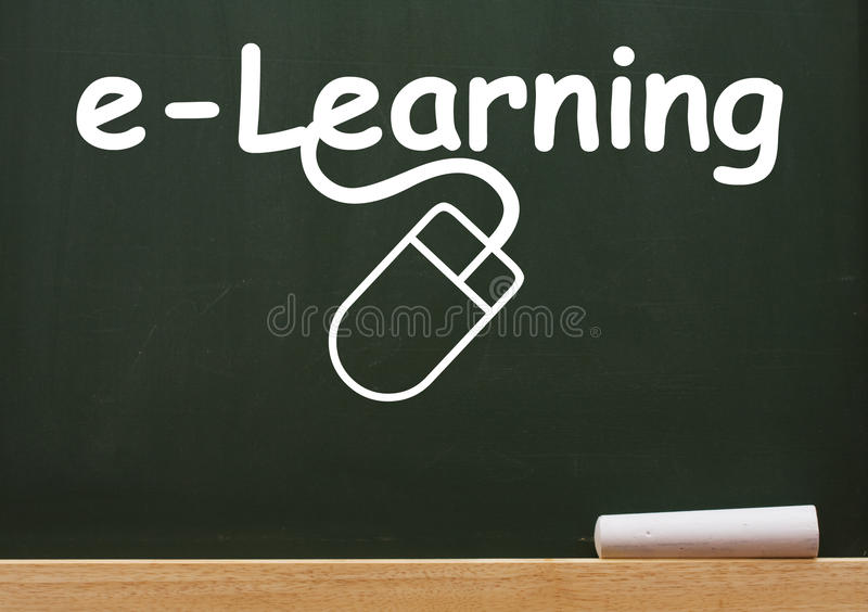 E-learning Stock Photography