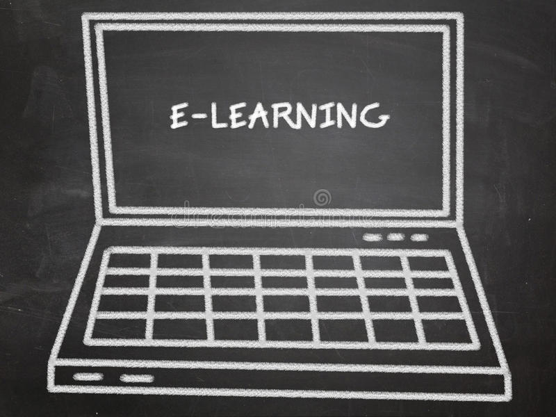 Download E-learning stock image. Image of study, learning, text - 24692527