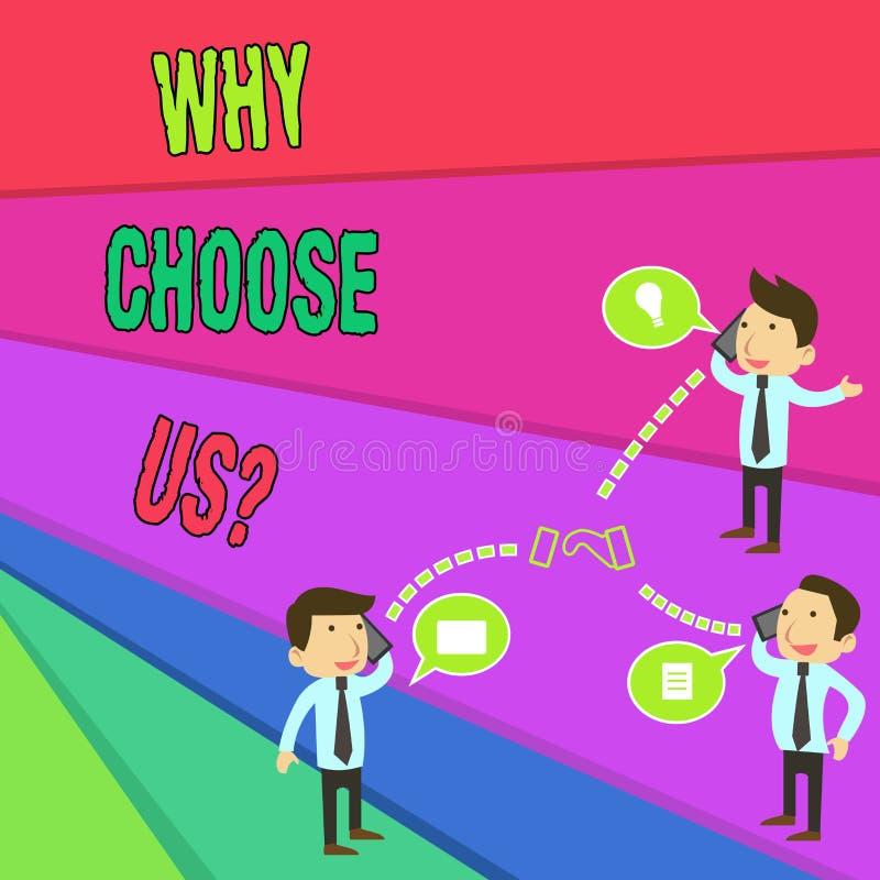 E Lista di significato di concetto dei vantaggi e degli svantaggi per selezionare servizio del prodotto royalty illustrazione gratis
