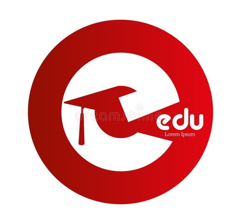 Download E Logo Concept stock illustration. Image of icon, lesson - 83704797
