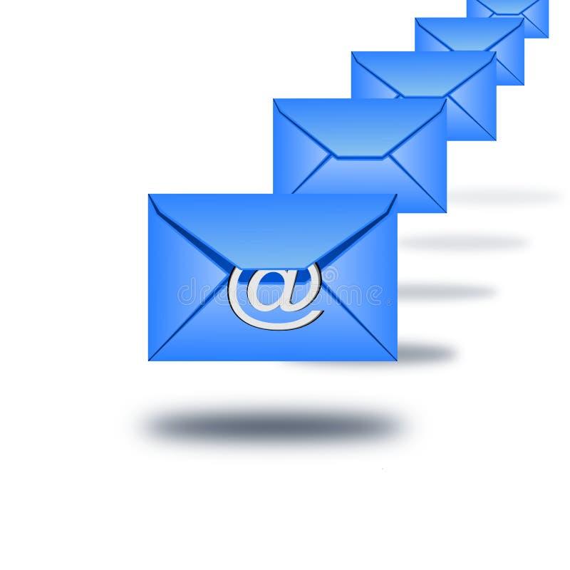 E-mail vector illustratie