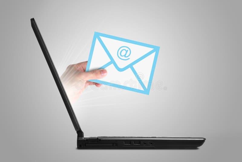 E-mail royalty-vrije stock foto's