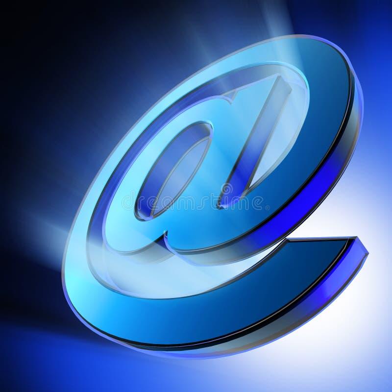 E-mail stock illustratie
