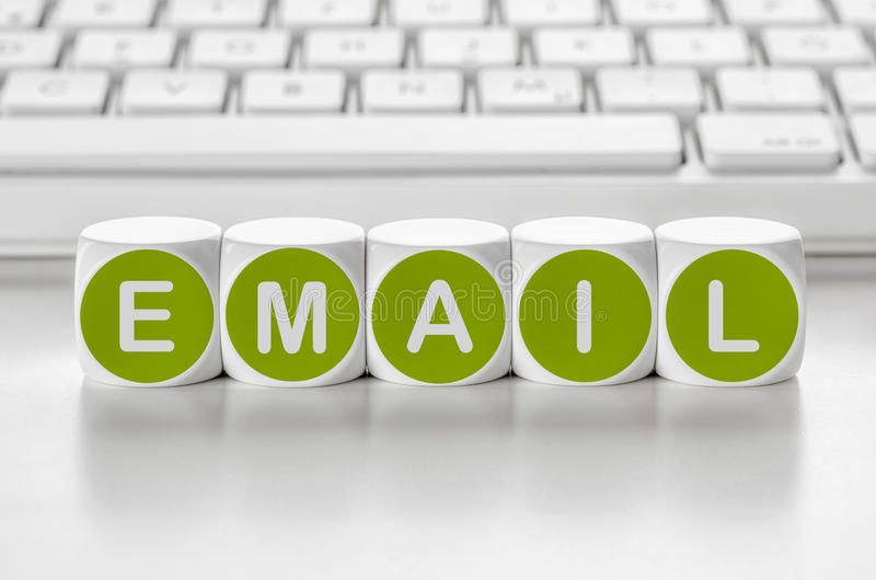 e - mail obrazy royalty free