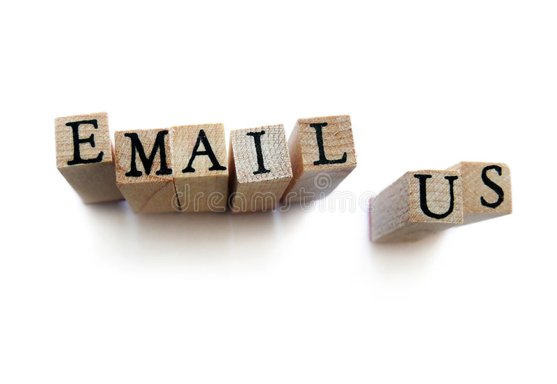 E-mail stock fotografie