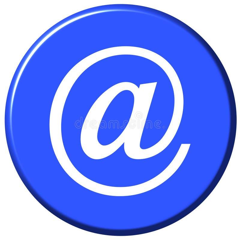 E-mail Button vector illustration