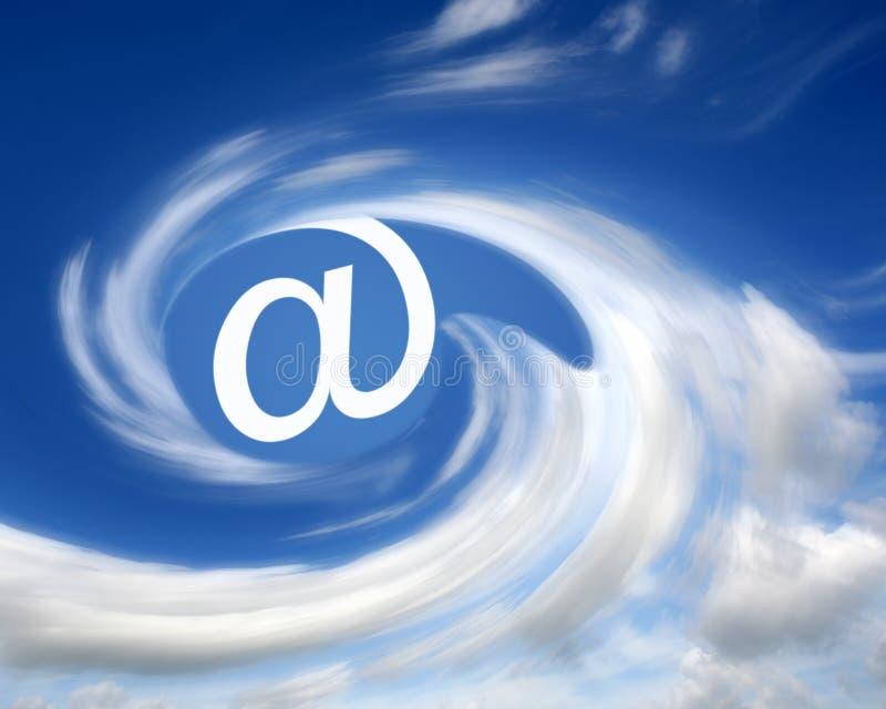 E-mail in clouds