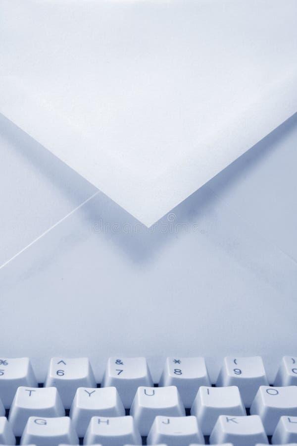 E-mail concept royalty-vrije stock fotografie