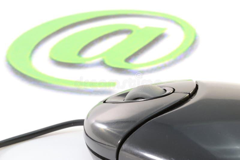E-mail concept stock foto