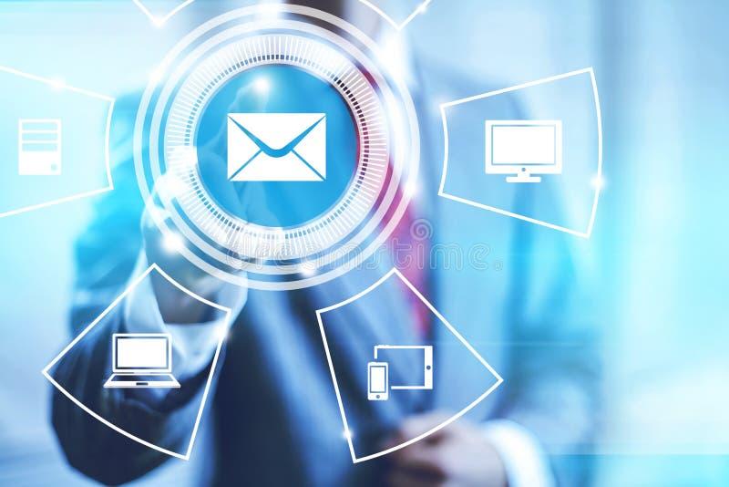 E-mail concept vector illustratie