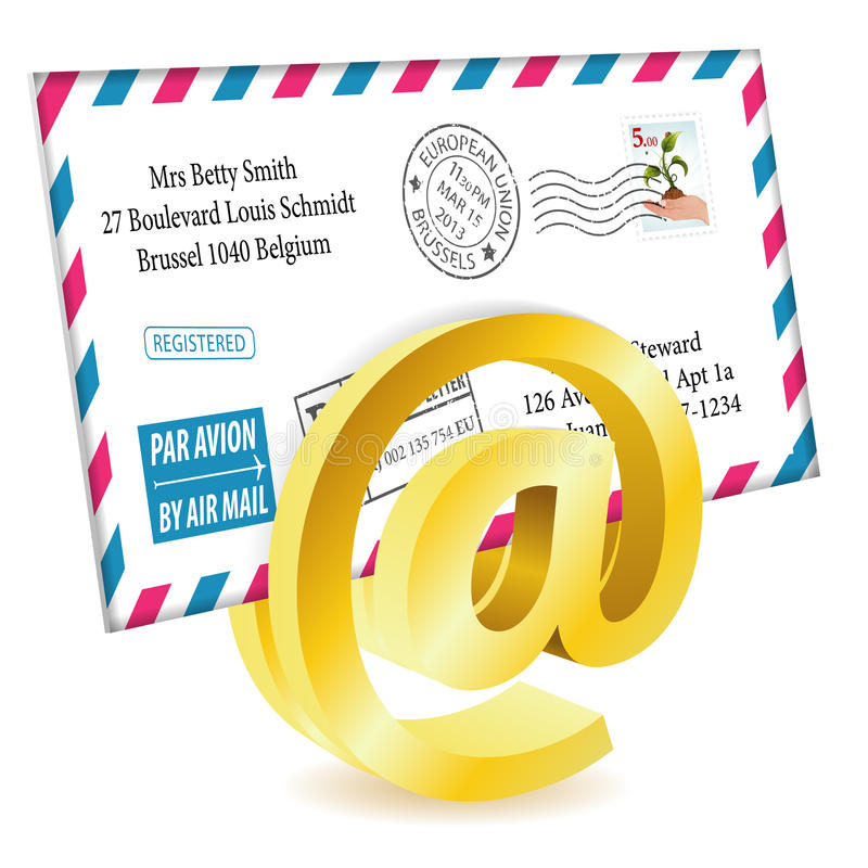 Download E-Mail Concept Stock Images - Image: 29787064