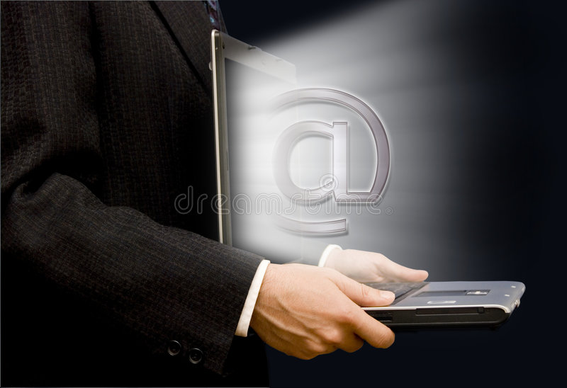 Download E-mail connection stock photo. Image of business, corporate - 4885326