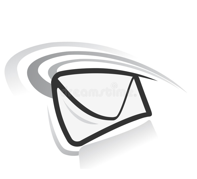 Free E-mail Icon Stock Photography - 7068642