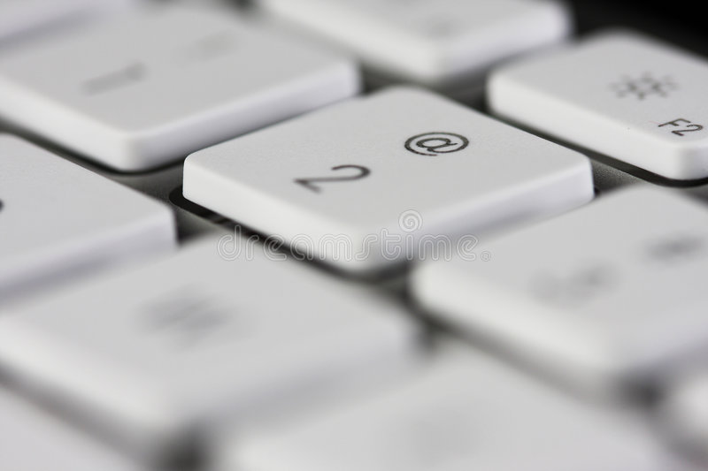 Download E-Mail Keyboard stock photo. Image of address, computer - 5445486