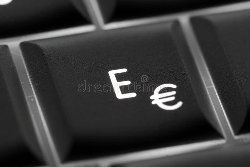 e - mail klucz zdjęcia stock