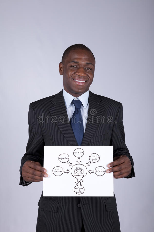 Download E-Mail Marketing Solution stock image. Image of diagram - 16110377