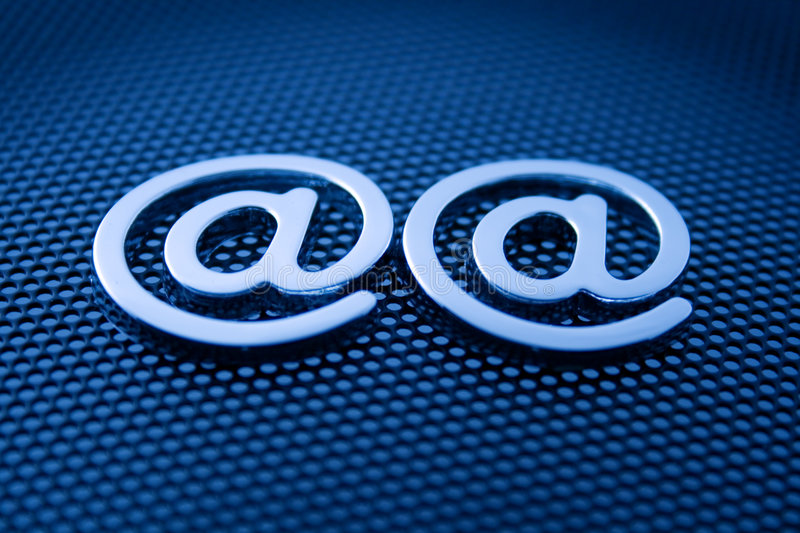 Download E-mail Symbols Royalty Free Stock Images - Image: 6948619